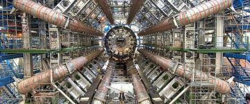 Scientists discover a new type of particle using the Large Hadron Collider that could open a 'new frontier' in physics