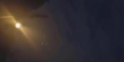 UFO lights in triangle formation filmed over Ontario, Canada – 15th July 2017