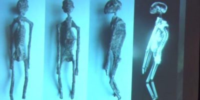 Five alien bodies have now been unearthed in Peru