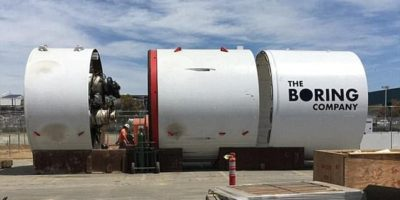 Elon Musk's first tunnel will be up and running next week