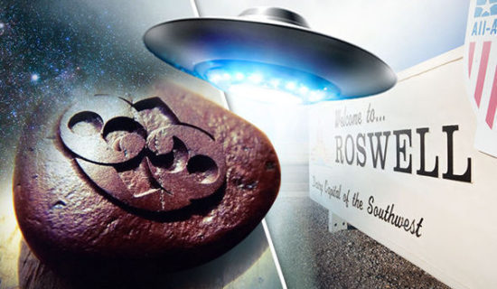 Witness Claims He Drove Roswell Flying Saucer On Back of Truck