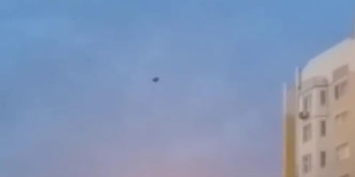 UFO Sighting Filmed Over Moscow Russia – July 19 2017