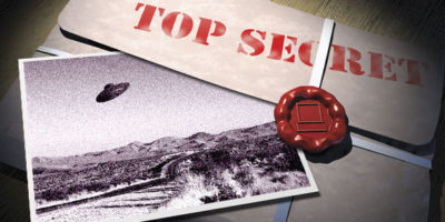 UFO COVER UP? The secret sightings dossier being kept hidden by EU law