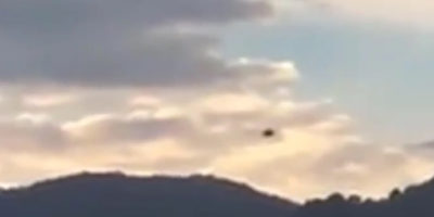 UFO sighting in Medellín Colombia – July 20 2017