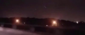 UFO sighting over Homestead, Florida – July 17 2017