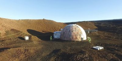 Six Nasa scientists living in an isolated Mars simulation in Hawaii for EIGHT MONTHS will finish their lonely mission this weekend