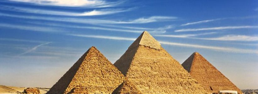 Archaeologists uncover secrets of how man built the Great Pyramid of Giza