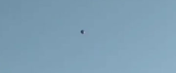 UFO footage filmed in West Covina, California – August 28 2017