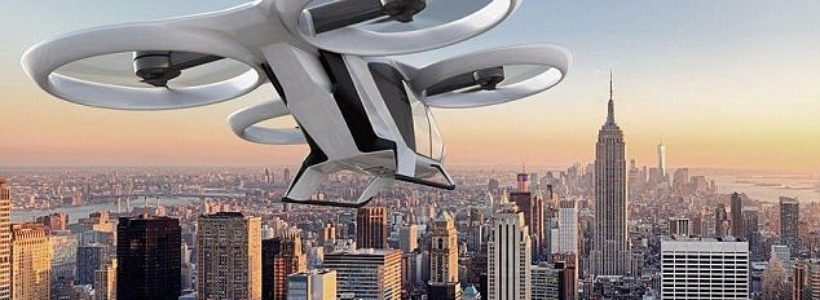 A step closer to driverless flying taxis