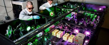 World's most powerful laser set to TRIPLE its power