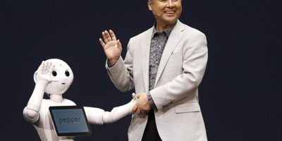 Robots will have an IQ of 10,000 and be 100 TIMES more intelligent