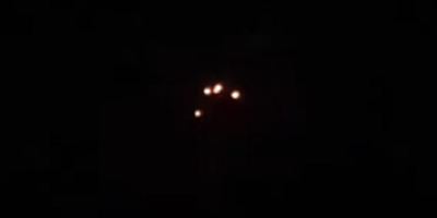 UFO sighting above Tijuana, Mexico – 28th Sep 2017