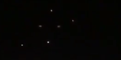 UFO sighting filmed in Melbourne Australia