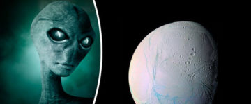 Saturn's Enceladus could be home to underwater ALIENS