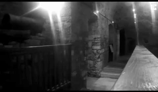 Ghost Sighting In Haunted Prison