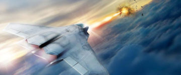 STAR-WARS fighter jets which fire DEATH RAYS not missiles unveiled by Lockheed Martin