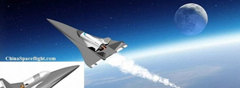 China plans to launch a re-usable space plane that flies into orbit from a traditional runway in 2020