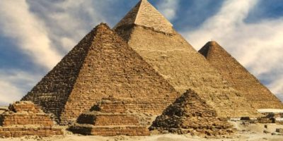 Scientists discover hidden chamber in the Great Pyramid of Giza
