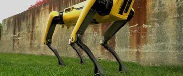 Boston Dynamics reveals new version of its MiniSpot robot DOG