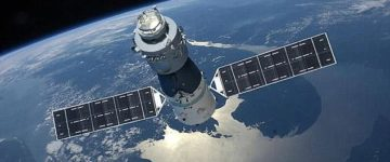 Chinese space station could come crashing back down to Earth.