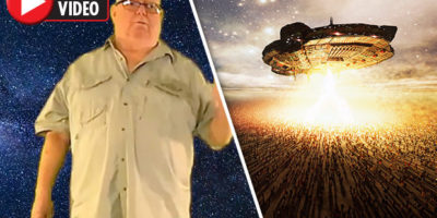 'Former Area 51 worker' claims he's FLOWN a UFO and travelled through TIME