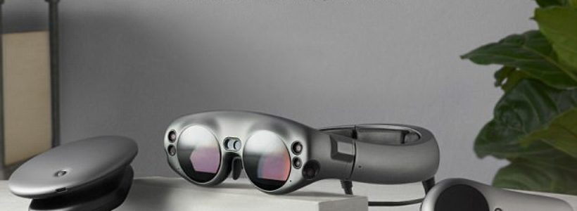 Magic Leap has finally revealed its first 'mixed reality' headset