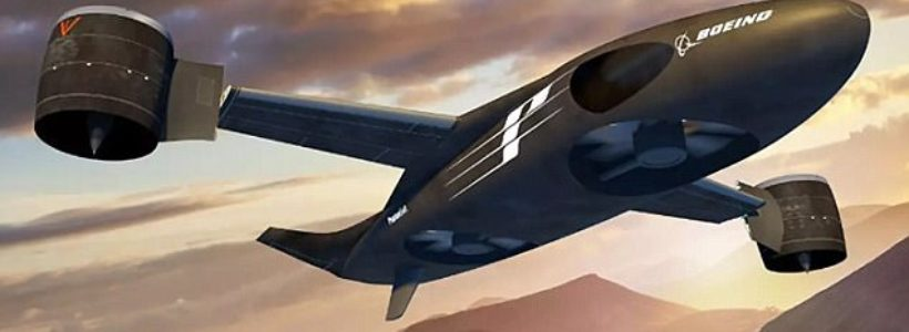 Boeing's defence arm is set to unveil a mysterious new plane