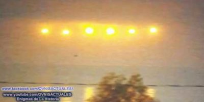 UFO sighting filmed over the sea in Rosarito, Mexico – 12th December 2017