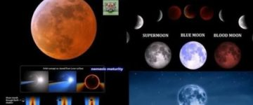 Sky to Turn Blood Red Across World – Rare 'Super Blue Blood Moon Eclipse' Coming Up