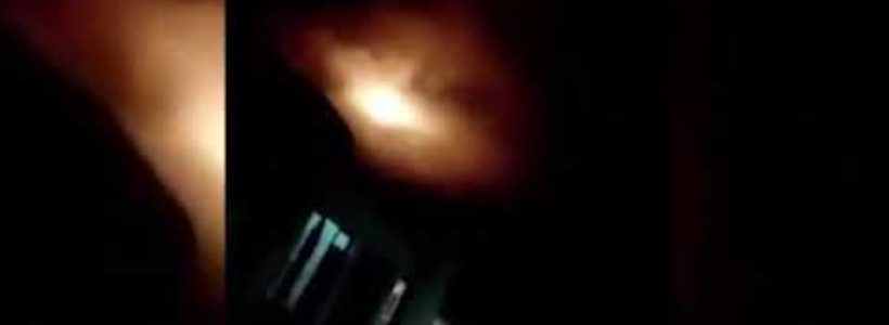 Bright UFO Sighting Filmed In Colombia