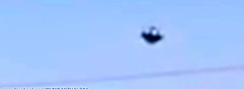 UFO Sighting Filmed In Mexico City on Christmas day – 2017
