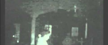 Ghost footage inside a Valentown Bar