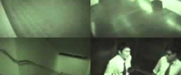 Ghost Sighting filmed in an Elevator