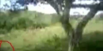 Ghost Caught on Tape in a Mexican Ranch