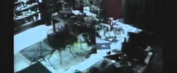 Ghost Footage Filmed inside Cafe