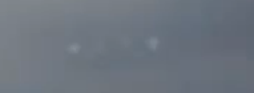 UFO Sighting During Hurricane Sandy – 29th October 2012