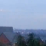 Bright Orb UFO Filmed over Hartshill, UK – 12th Jan 2013
