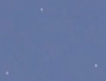 Triangle UFO formation filmed over Los Angeles, CA – 18th May 2013