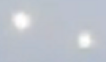 Two unknown lights filmed over Wiltshire, UK – 9th July 2013