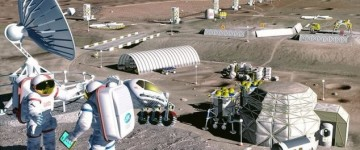 Russia considering manned lunar base