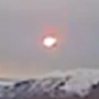 Bright unknown object filmed over Akureyri in Iceland – 29th September 2013