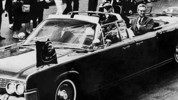 The Top 5 John F. Kennedy Assassination Conspiracy Theories