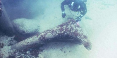 11,000-year-old ancient settlement discovered under the Baltic Sea