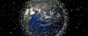 Japan to test 'magnetic net' to clean up space junk circling Earth