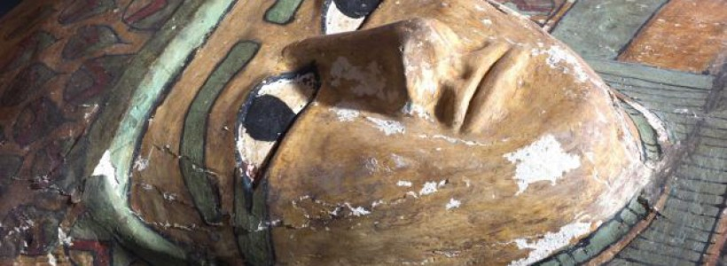 Stunning 3,600-year-old sarcophagus discovered