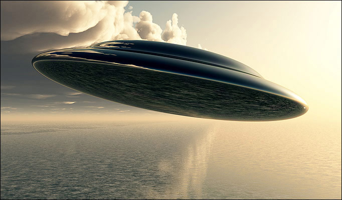 Real UFOs