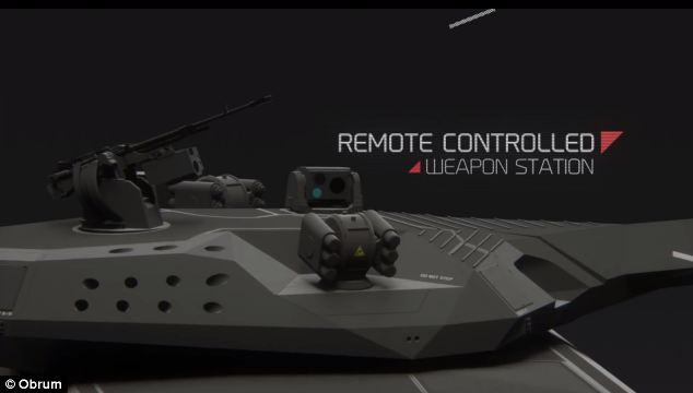 The tank has a plethora of weapons, from a traditional gun turret to missiles launched fro its sides Read more: http://www.dailymail.co.uk/sciencetech/article-2593644/The-stealth-tank-disguise-look-like-car-disappear-touch-button.html#ixzz2xbLVwA00 Follow us: @MailOnline on Twitter   DailyMail on Facebook