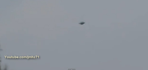 Disk Shaped UFO Sighting over Morelos, Mexico – 5th May 2014