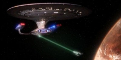Star Trek Tractor beam moves object using nothing but the power of ultrasound
