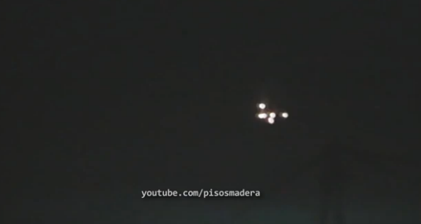 Unknown craft hovering over Kaliningrad, Russia – 18th Aug 2014